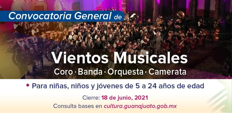 18 junio 780x380px slide Convocatoria Vientos Musicales