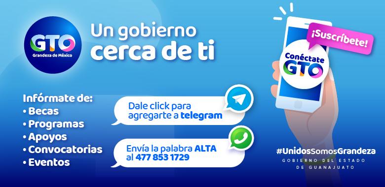 Conectate Telegram - 780x380