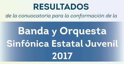 432x226 RESULTADOS Banda y Orquesta sinfoìnica Estatal Juvenil