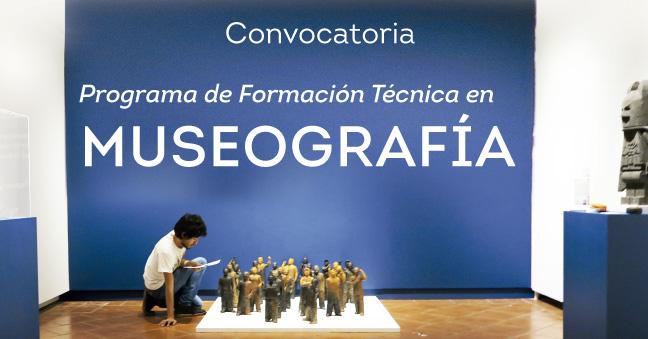 432x226 convocatoria Museografía
