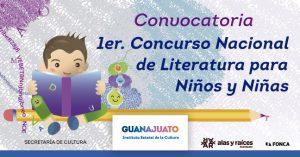 432x226Ppx 1er Concurso Nacional de Literatura niños y niñas