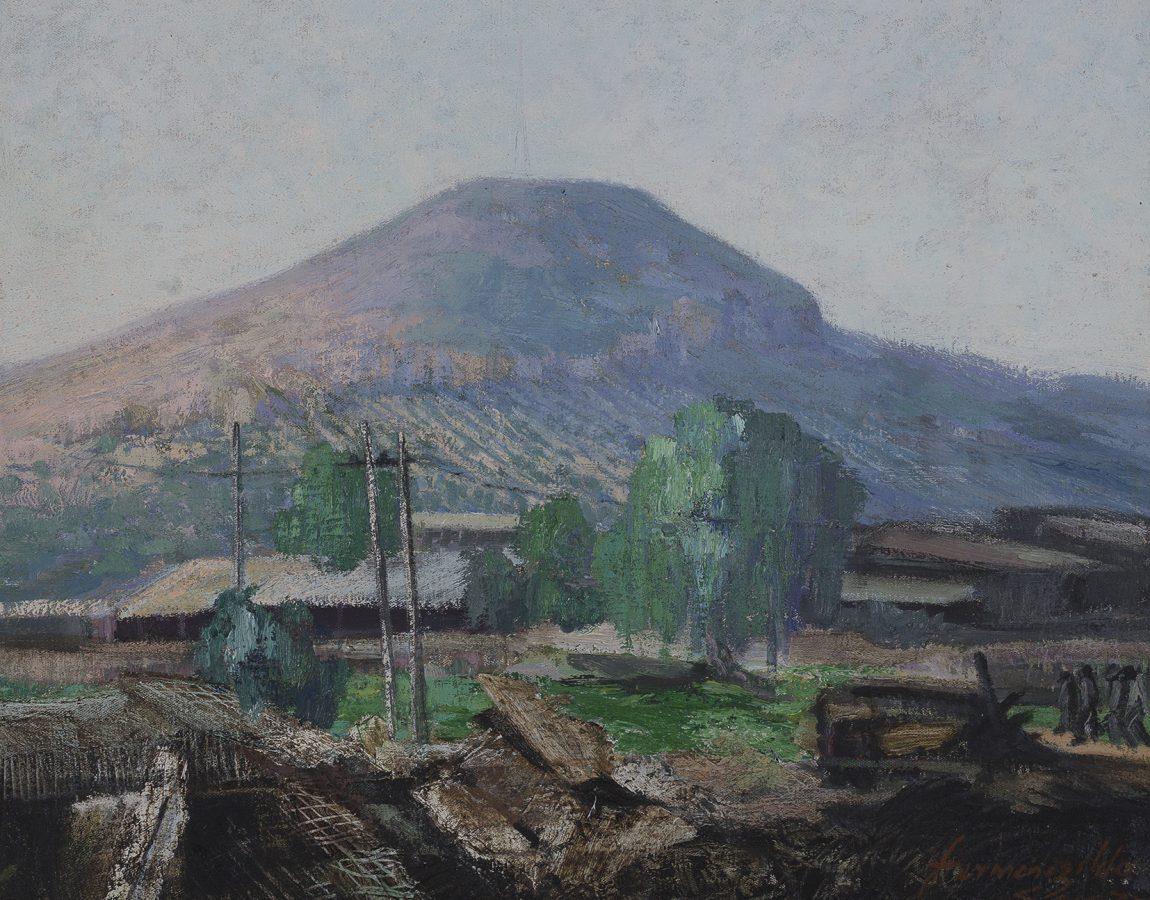 27.- SAN JUAN IXHUATEPEC-Hermenegildo Sosa-1984