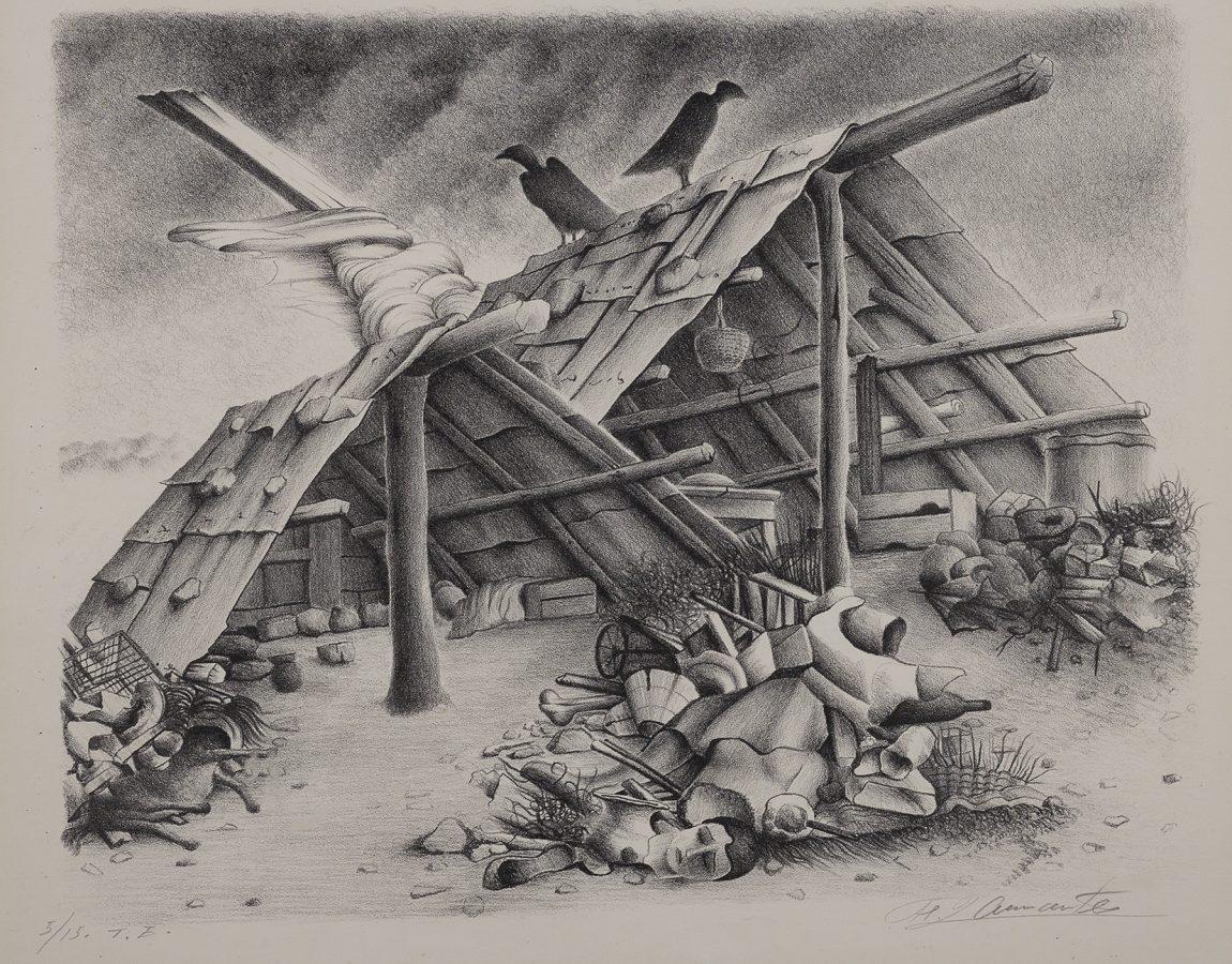 29.- BASUREROS-Francisco Dosamantes-1950