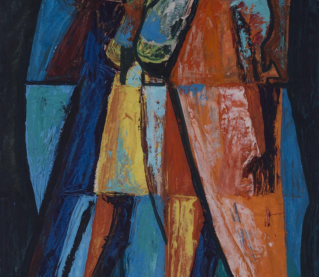 66.- CAMINANTES-Francisco Mora-1978