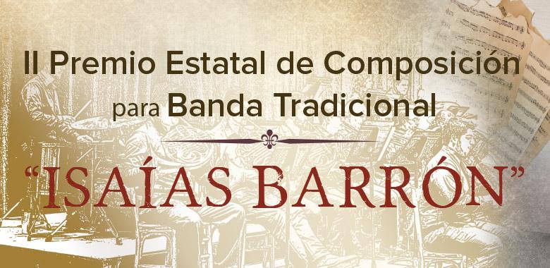 780x380 px II Convo Isaías Barrón