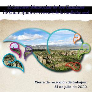 800x800px II Concurso Memorias de los Caminos de Gto.