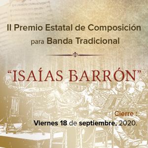 800x800px II premio Isaías Barrón