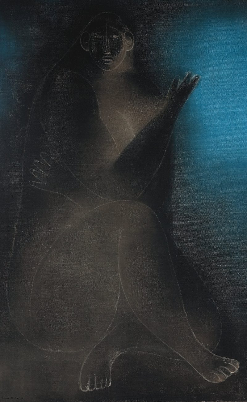 01.- Ricardo Martínez.Desnudo.1964