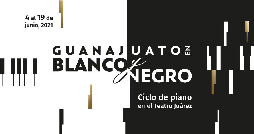 GTO en blanco y negro_Evento FB
